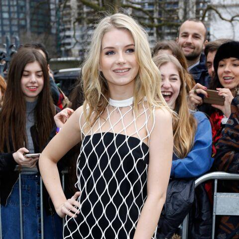 Fashion Week: Lottie Moss remplace Kate chez Topshop