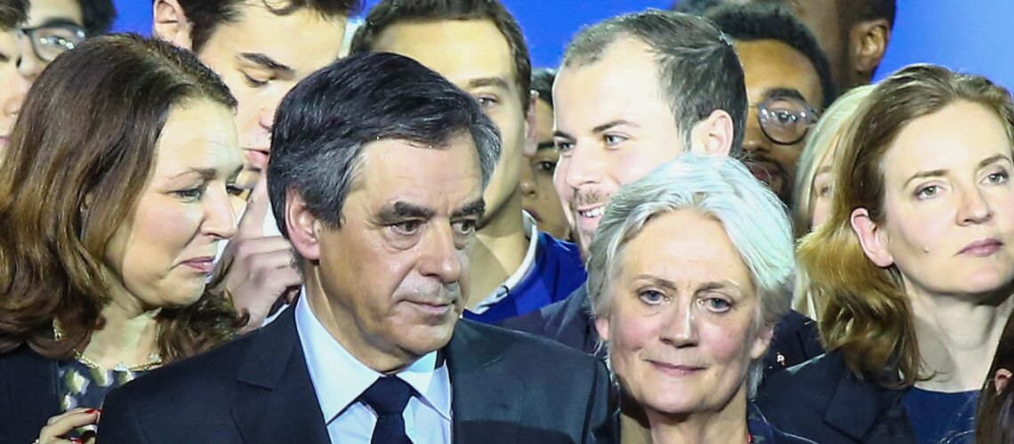 François Fillon refuse que sa femme s'exprime sur le PenelopeGate