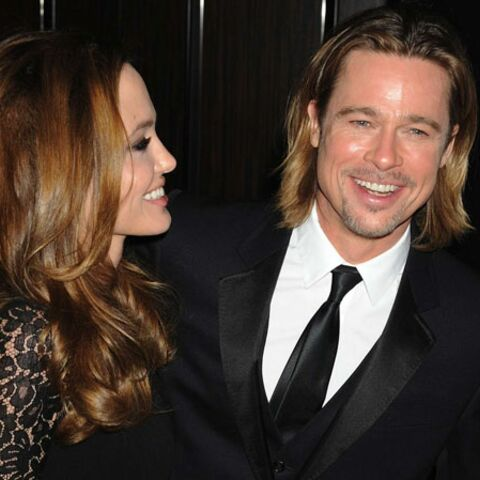 Angelina Jolie et Brad Pitt, un couple en or massif