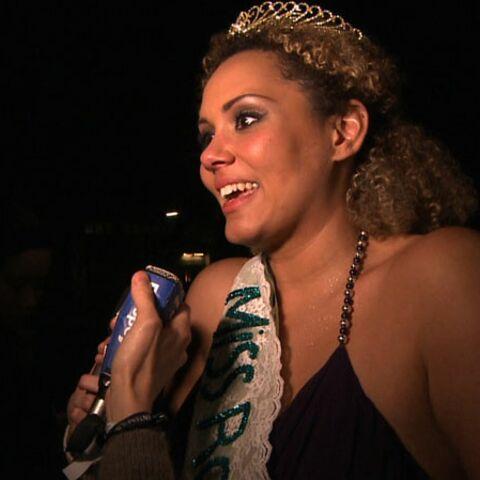Hyslyne Blanchon est élue Miss Ronde France
