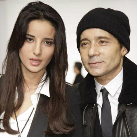 Photos- Jean-Luc Delarue au défilé Dior