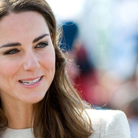 Kate, une marraine presque comme les autres