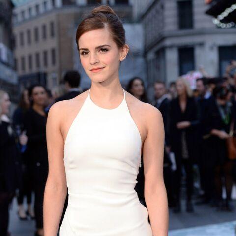 Emma Watson, une femme amoureuse