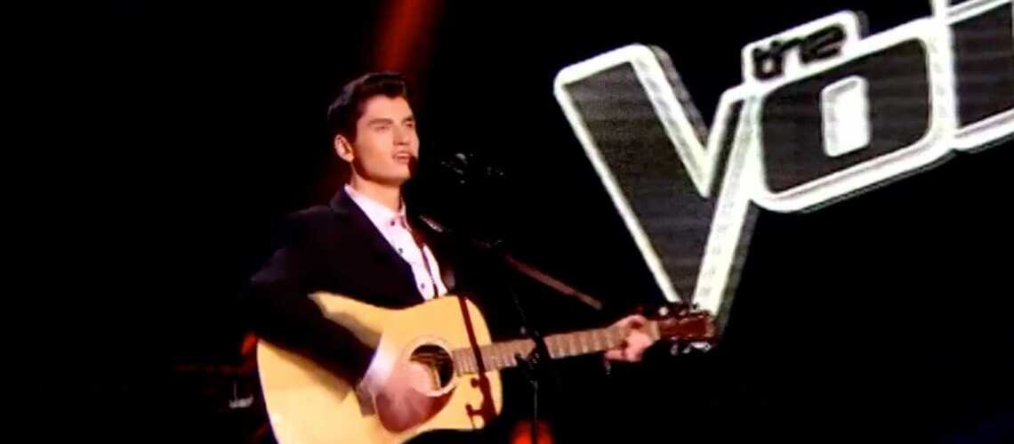 The Voice: David Thibault ressuscite le King