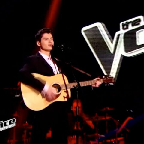 The Voice: David Thibault ressuscite le King