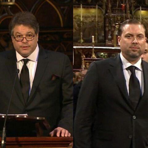 Patrick et Jean-Pierre, des soutiens de poids pour René-Charles