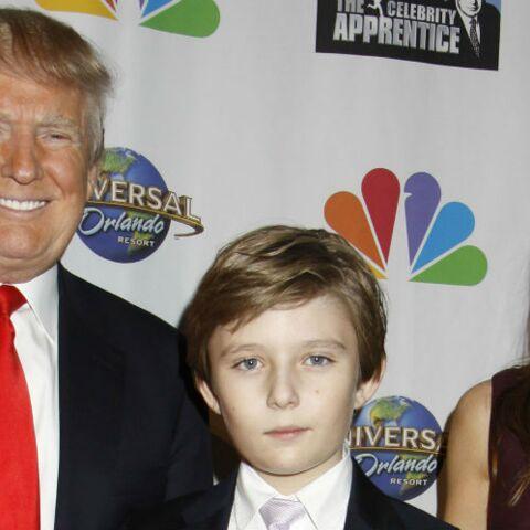 Barron Trump dans la tourmente à cause de son autisme supposé: Chelsea Clinton le défend