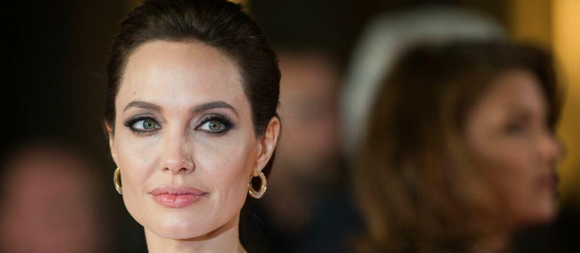 Angelina Jolie devient pour la première fois égérie beauté avec Guerlain Parfumeur