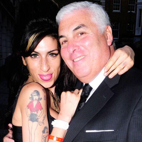 Amy Winehouse, une gentille fille à papa