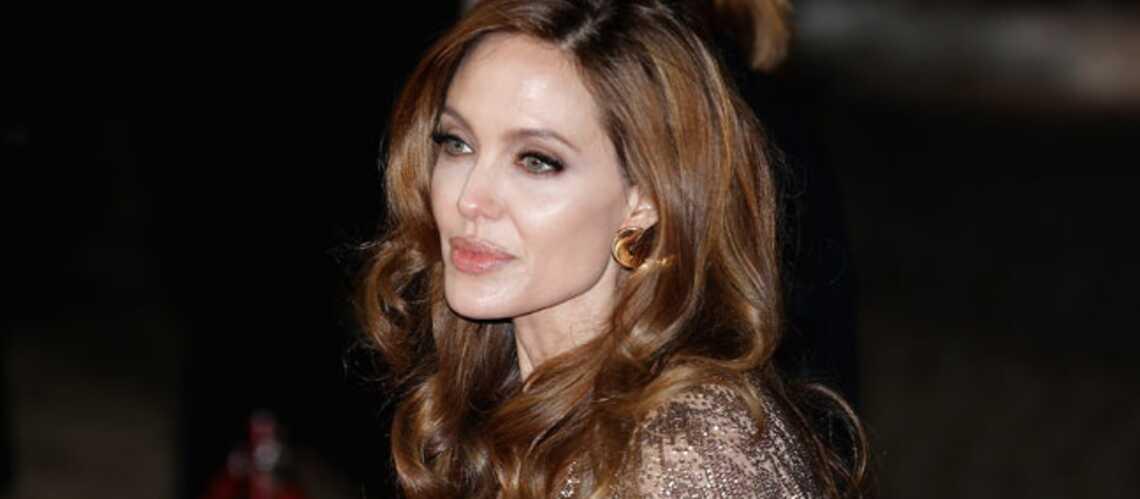 Angelina Jolie en guerre contre sa belle-mère