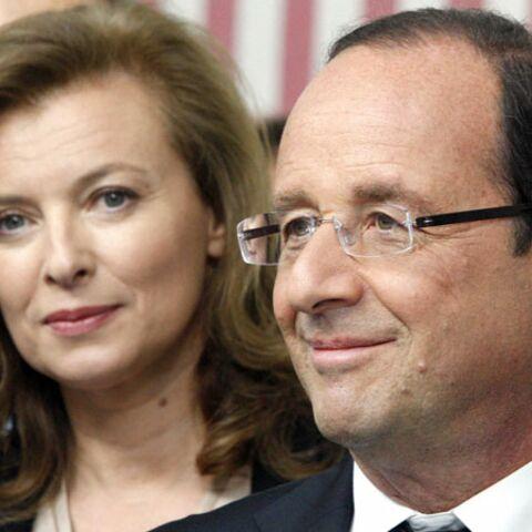 François Hollande a rendu visite à Valérie Trierweiler