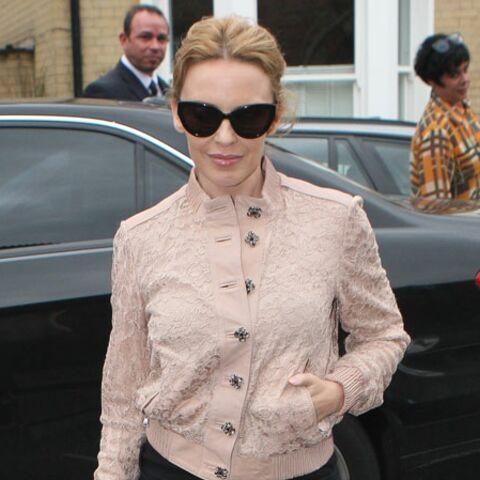 Kylie Minogue à La Rue