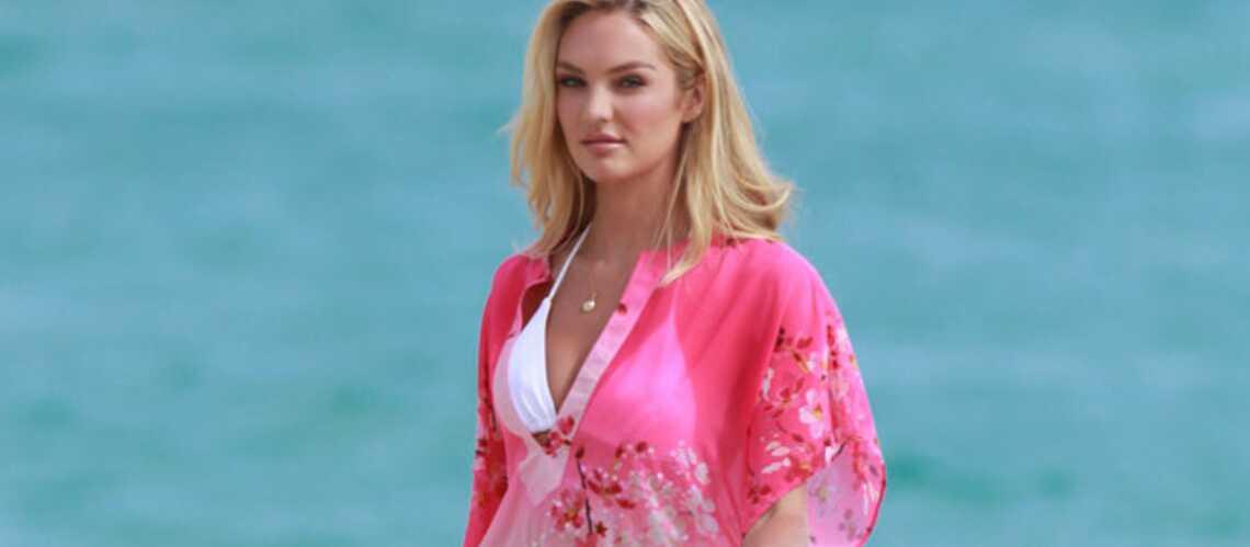 Candice Swanepoel, Heidi Klum: sea, style et sun