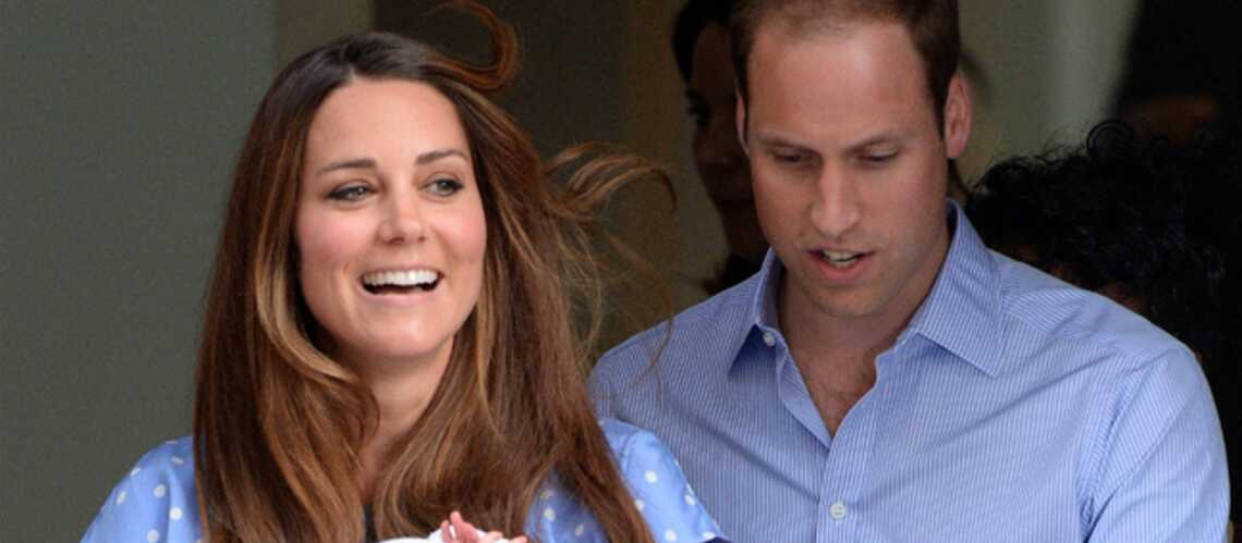 Photos- Revivez la sortie de la maternité de Kate et William