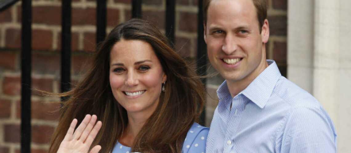 Le nom des parrains et marraine du prince George révélé par le Sunday Times