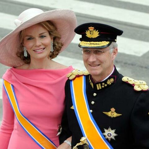 Philippe et Mathilde de Belgique: le nouveau couple royal