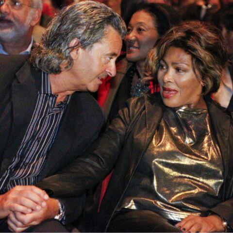 Photos – Tina Turner s'est mariée à Erwin Bach
