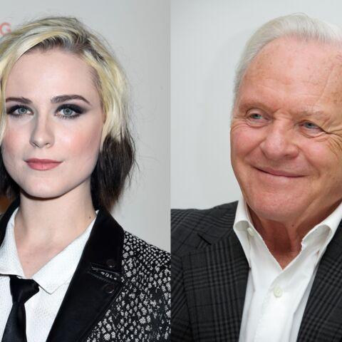 Anthony Hopkins et Evan Rachel Wood rejoignent J.J. Abrams dans «Westwood»