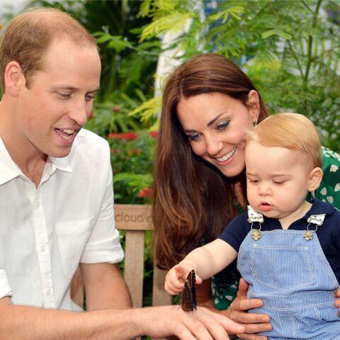 Prince George, son anniversaire en comité restreint