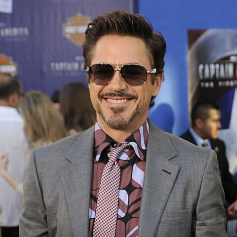 Robert Downey Jr. prêt pour Iron Man 4