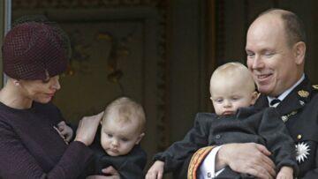 Albert de Monaco: ses jumeaux sont surdoués!