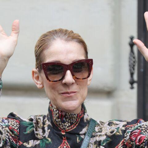 Céline Dion en concert en Allemagne, son danseur Pepe Munoz n'est jamais loin