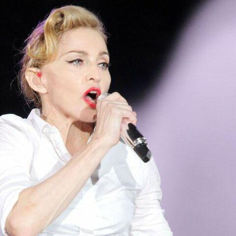 Madonna a peur de se faire voler son ADN