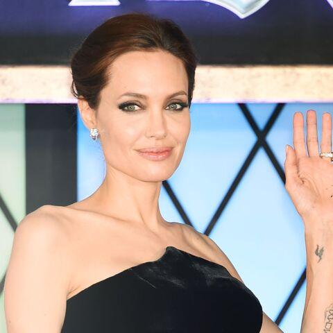 Angelina Jolie, unie a Brad Pitt pour la cire et le meilleur