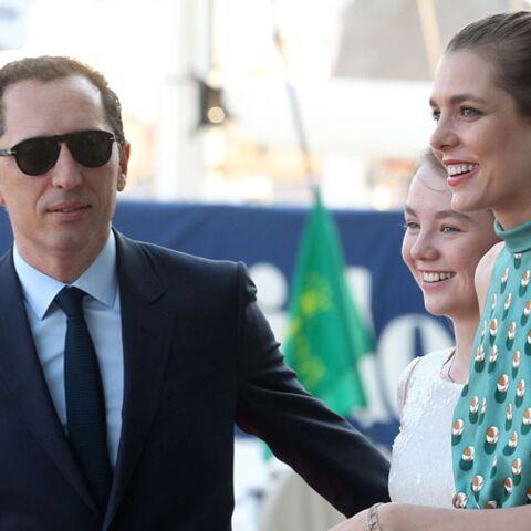 T'as le look… Charlotte Casiraghi, avec Gad Elmaleh!