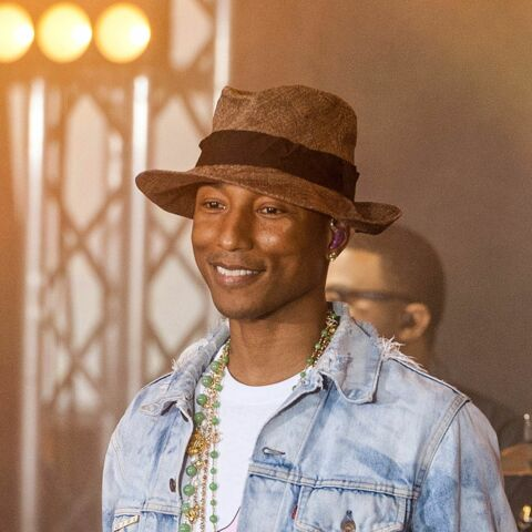 Pharrell Williams: une star parmi les étoiles