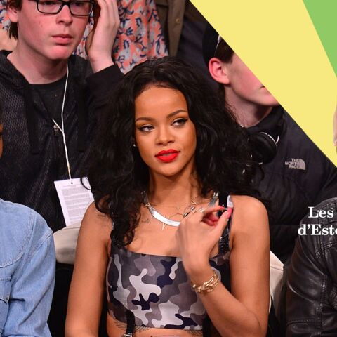 La compo n°5 d'Estelle Denis: Rihanna, Olivier Giroud, Cristiano Ronaldo…