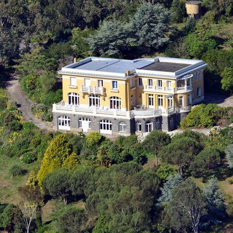 Découvrez les photos de la villa mise en vente par Johnny Depp
