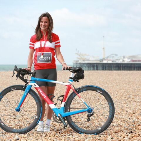 Pippa Middelton mouille le maillot