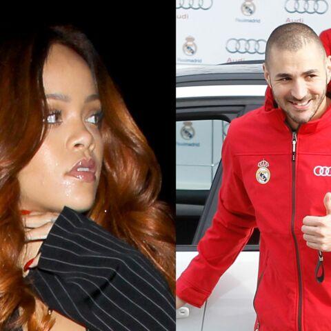 Rihanna et Karim Benzema: 5 raisons de croire à leur histoire!