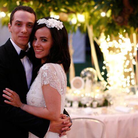 EXCLU – Le mariage d'Alizée et Grégoire Lyonnet: retour sur le jour J