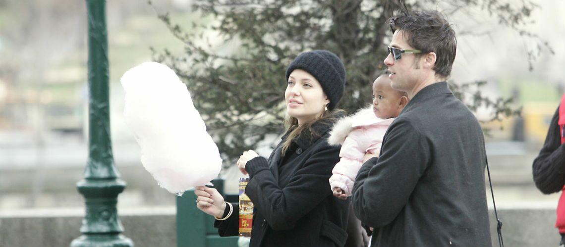 Brad Pitt et Angelina Jolie de retour ensemble? L'acteur ne veut pas laisser de faux espoirs aux enfants