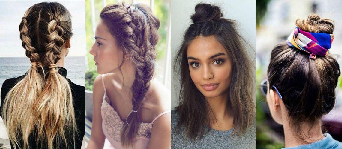 Coupes de cheveux: les tendances coiffure de l'été repérées sur Pinterest