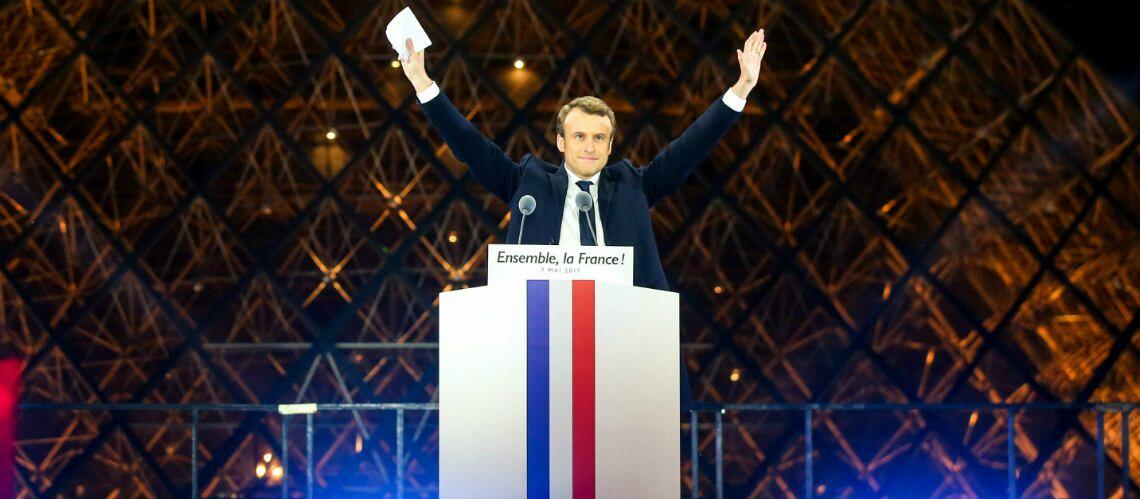 Trop «excité» par sa victoire, Emmanuel Macron n'a pas réussi à dormir la nuit de son élection