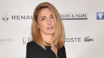 """Julie Gayet en a assez des """"questions un peu lourdes"""" des journalistes"""