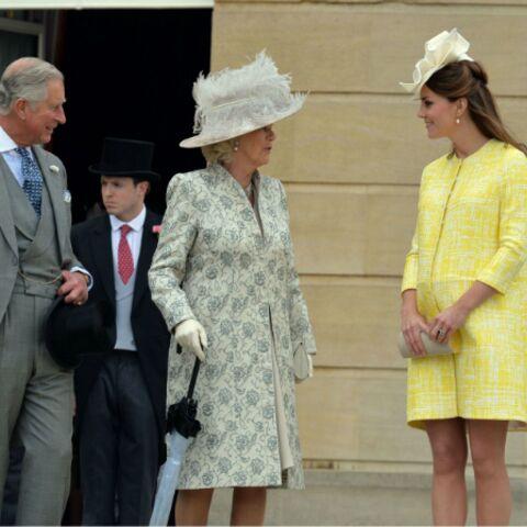 Photos- Kate Middleton, reine de la garden party au palais de Buckingham