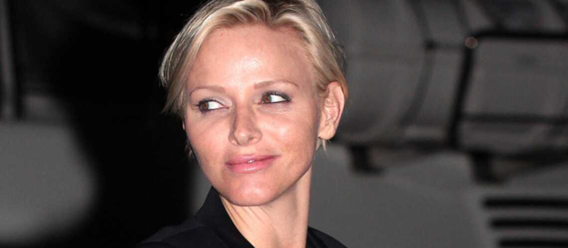 Charlène de Monaco, Kylie Minogue, Uma Thurman, resplendissantes pour Roberto Cavalli