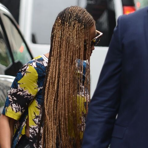 Coiffure de star: Beyoncé change de style
