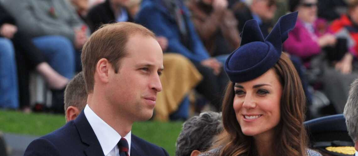 Kate et William en France pour le D-Day