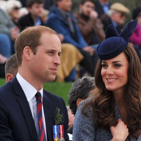 Kate et William en France pour le D-Day