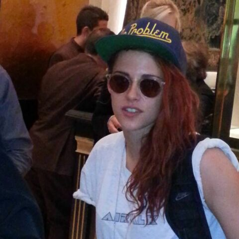 Cannes 2014– Kristen Stewart, visite surprise à Cannes
