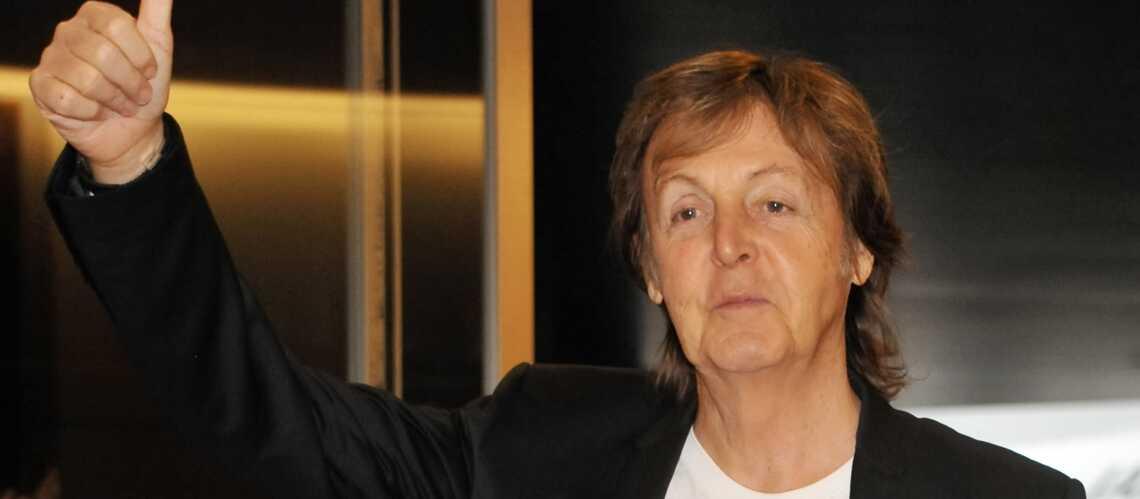 Paul McCartney guéri de son virus