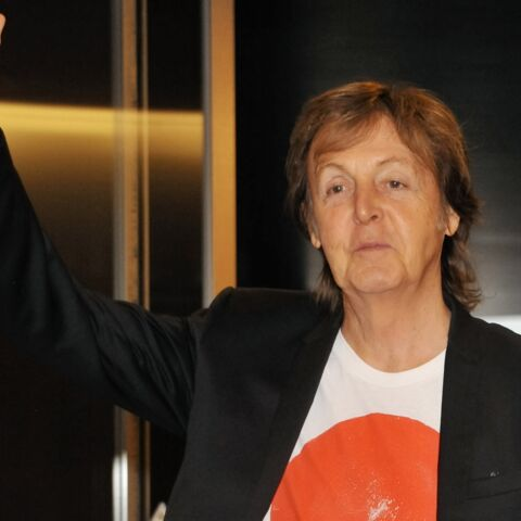 Paul McCartney guéri de son virus