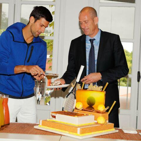 Novak Djokovic se taille (déjà) une part du gâteau à Roland Garros