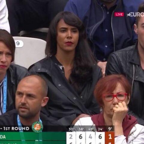 Shy'm première supportrice de Benoît Paire à Roland-Garros