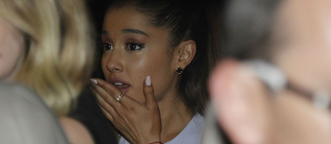 Ariana Grande de retour aux Etats-Unis au lendemain de l'attentat de Manchester